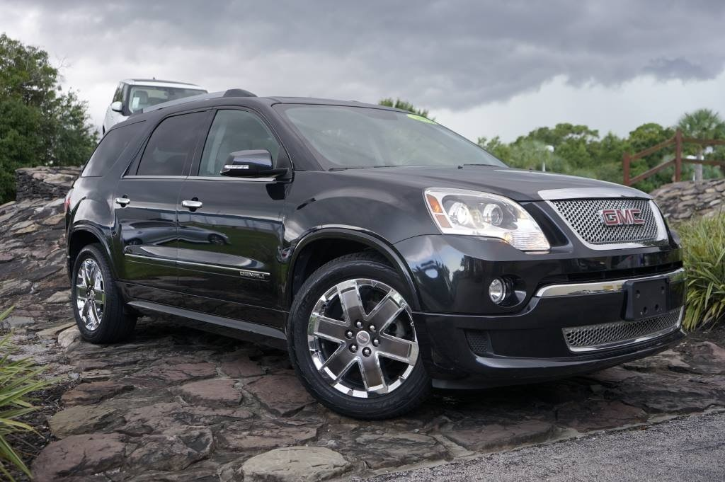 Cool Pre Owned 2012 Gmc Acadia Denali With Navigation Awd Short Links Chair Design For Home Short Linksinfo