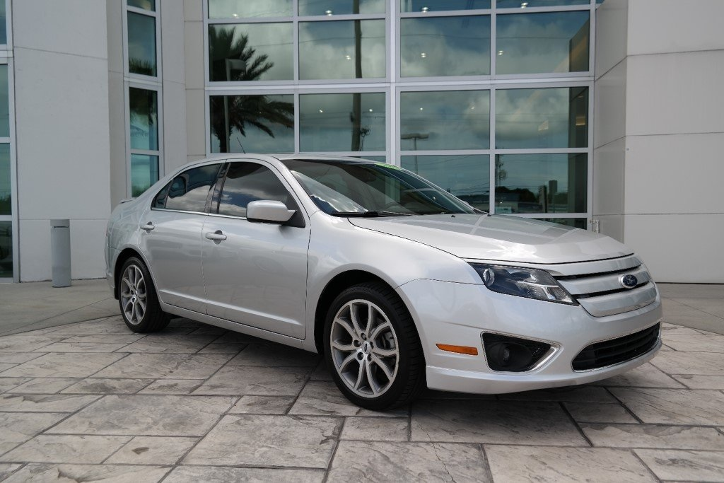 2012 Ford Fusion For Sale >> Used 2012 Ford Fusion For Sale Fort Pierce Fl Jap22295a
