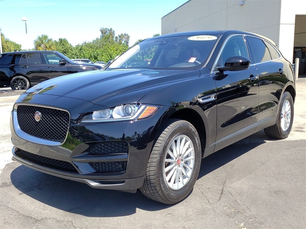 Certified Pre-Owned 2019 Jaguar F-PACE 25t