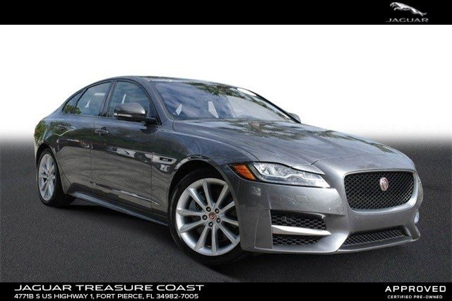 certified used 2016 jaguar xf for sale fort pierce fl | #py03912