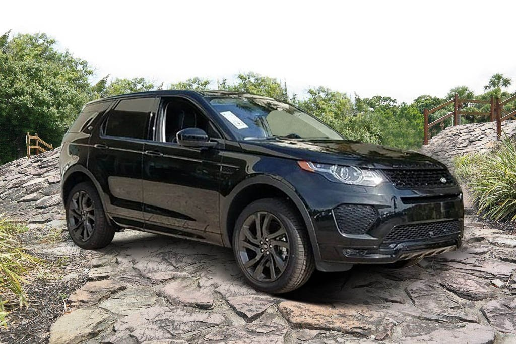Land Rover Discovery Sport 2018 >> New 2018 Land Rover Discovery Sport Hse 4wd
