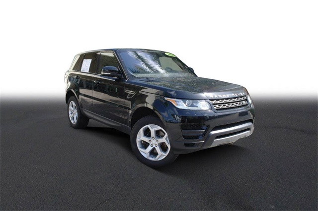 Certified Pre-Owned 2016 Land Rover Range Rover Sport SE
