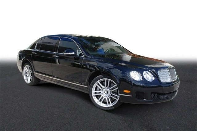 Pre-Owned 2012 Bentley Continental Flying Spur Base