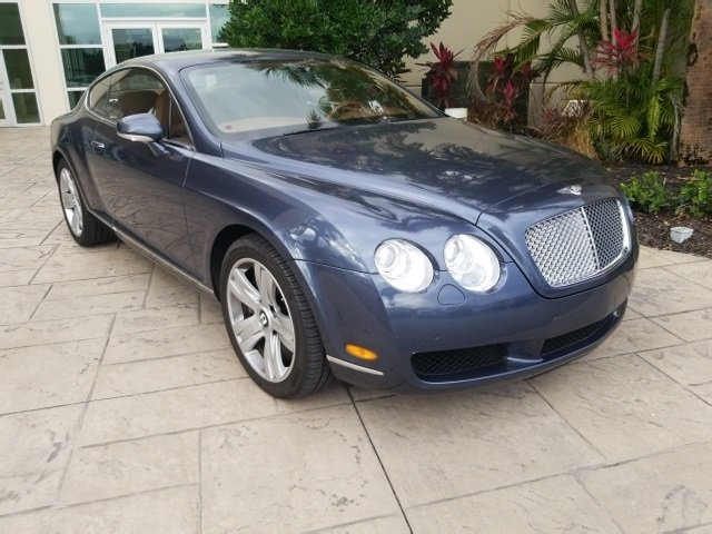 used 2007 bentley continental gt for sale fort pierce fl | #lr699946b